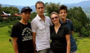 Voyage en famille Indonésie Sulawesi
