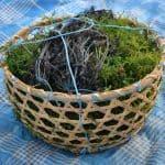 algues nusa lembongan bali culture panier mer