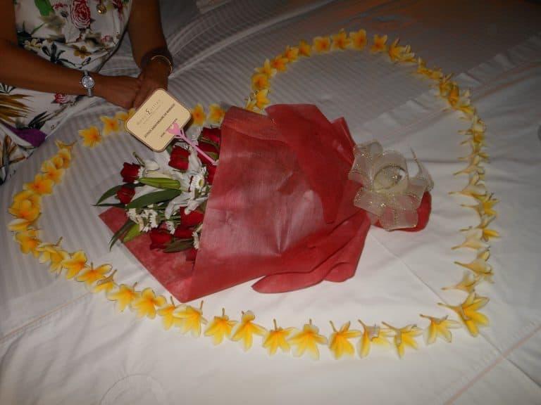 anniversaire de mariage à bali romantisme