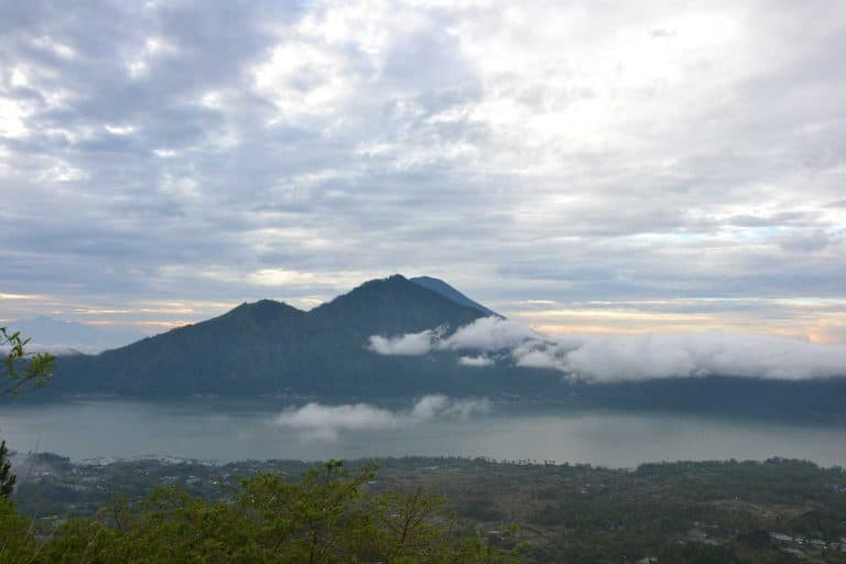 ascension batur volcan bali