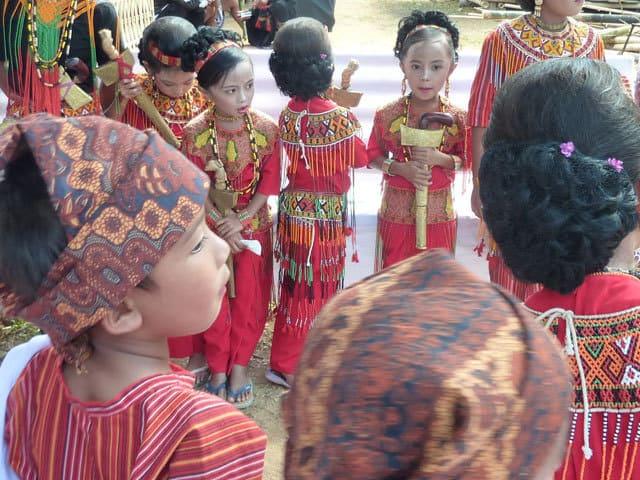 Sulawesi Toraja cérémonie funérailles