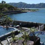attractions bali source eau chaude naturelle