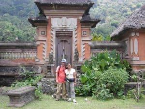 Bali aga village Bali Authentique client Danielle Herve