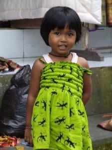 Bali Enfant client Bali Authentique