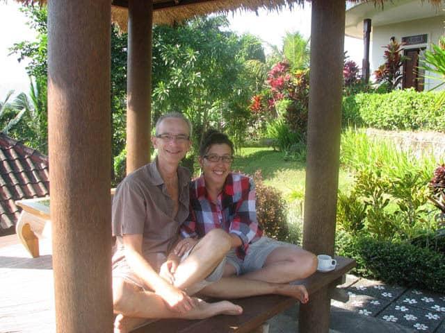Bali Authentique client Jacques Isabelle