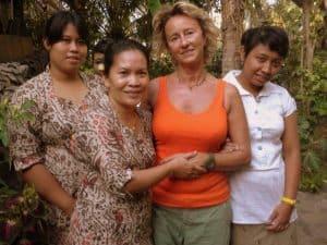 Bali Authentique client Nathalie famille