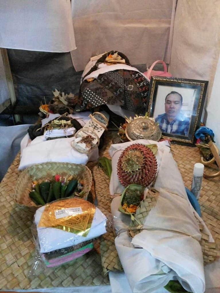 Bali Ceremony Cremation Ngaben