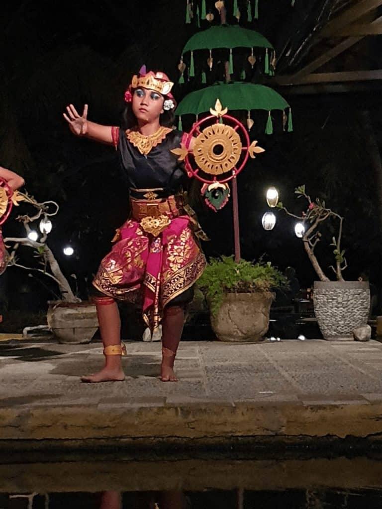 bali danse tradionnelle