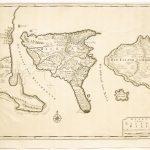 Carte de Bali par Valentijn en 1726