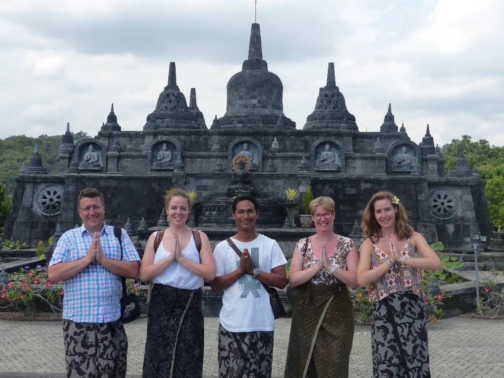 vacances à bali en famille indonésie