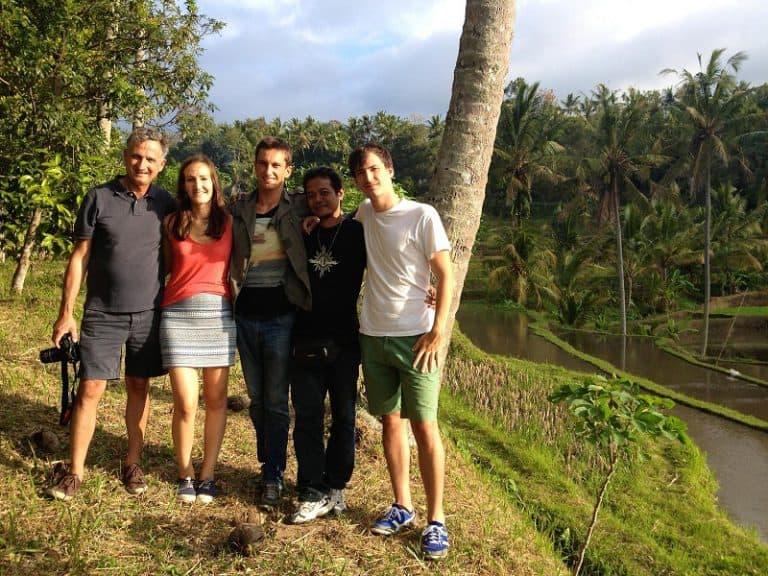voyage en famille en indonésie