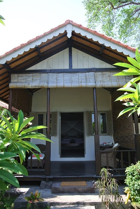 bali hotel amed bungalows