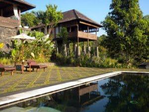 Bali hotel resort piscine