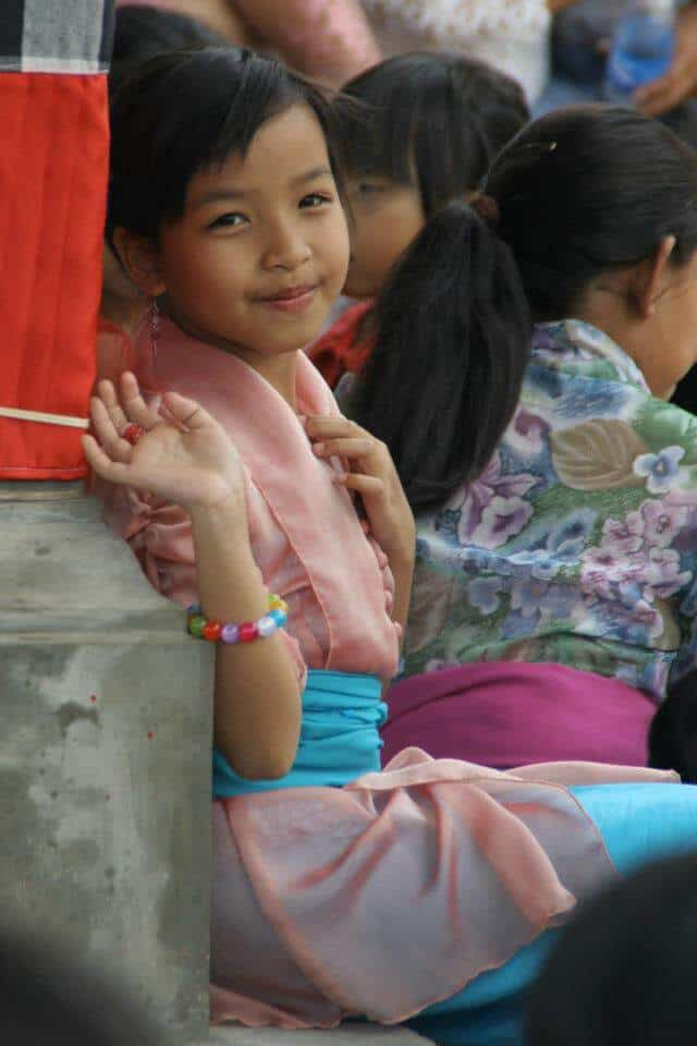 Bali enfant sourire