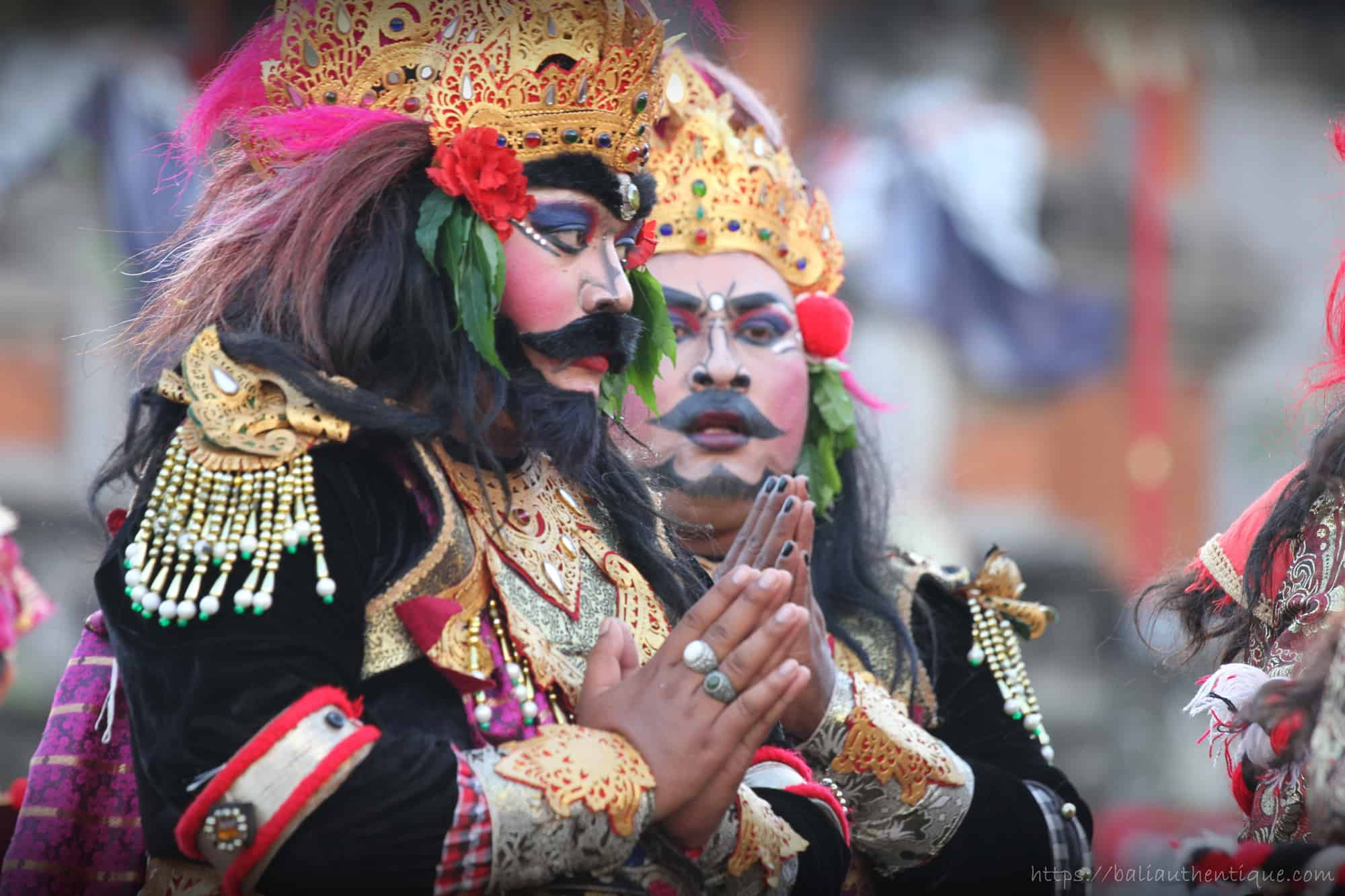 Bali mask dance culture