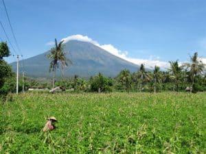 Bali mount Agung Bali Authentique