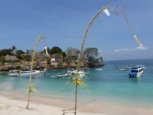 plage paradisiaque bali soleil