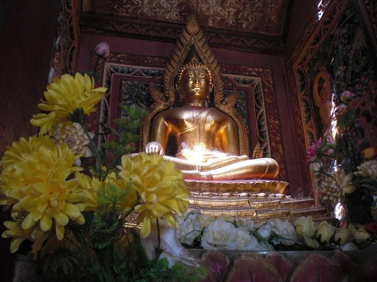 Bali temple bouddha Bali Authentique