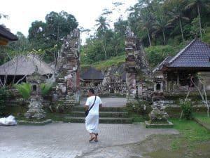 Bali temple ubud Bali Aurthentique