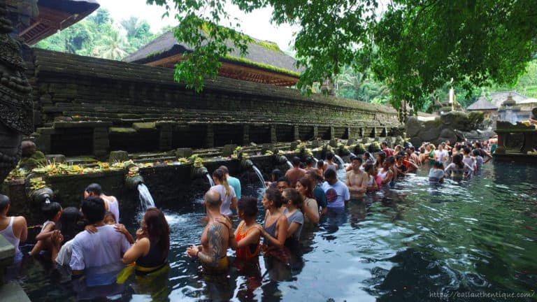 Bali tirta empul source sacree