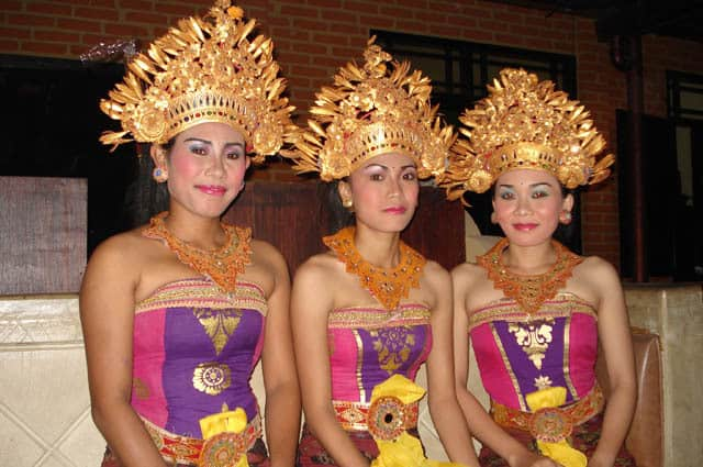 Bali traditional dance clothes Bali Authentique