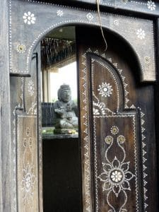 Bali portes en bois traditionnelles