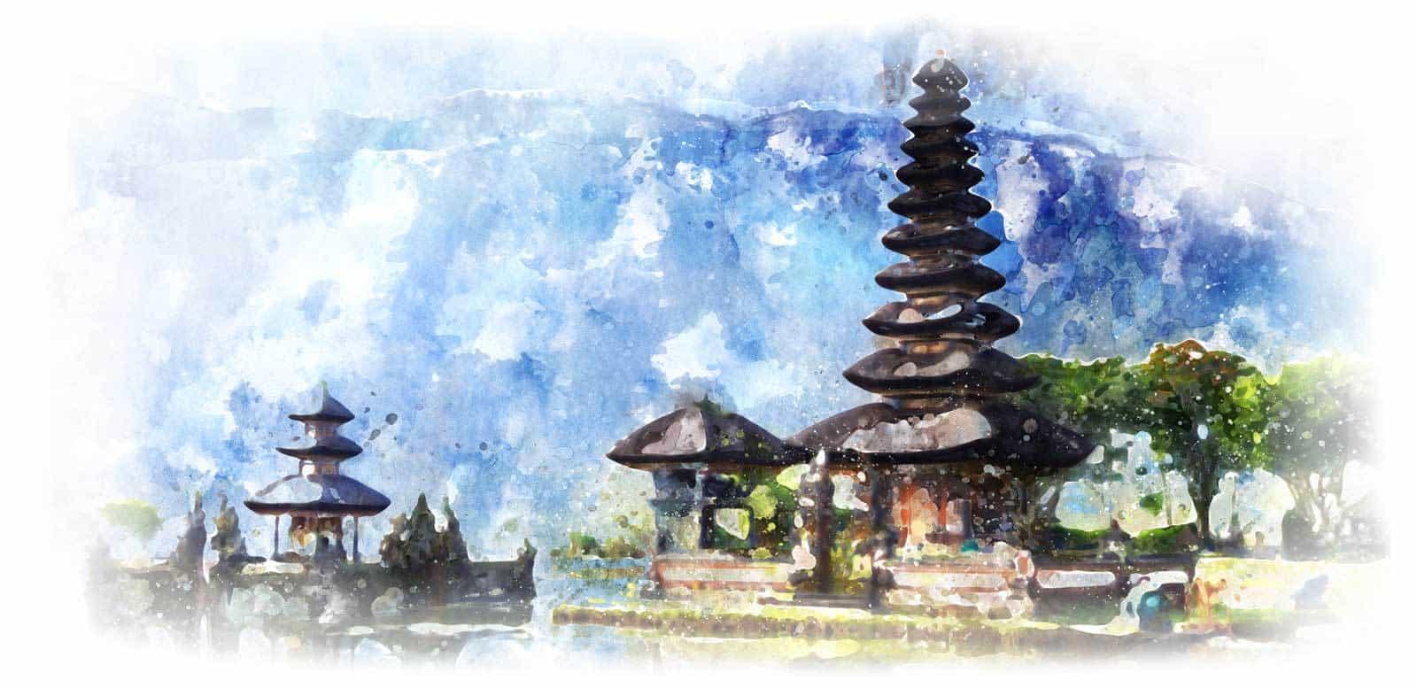 voyage Bali temple