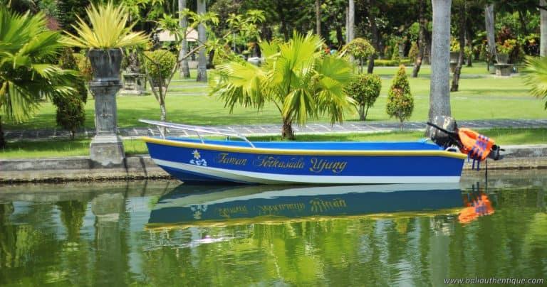 Bali ujung karangasem boat