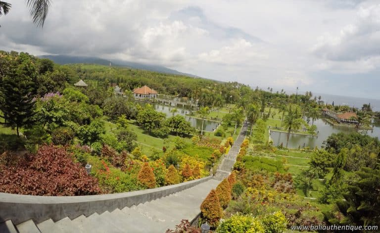 Bali ujung karangasem jardin