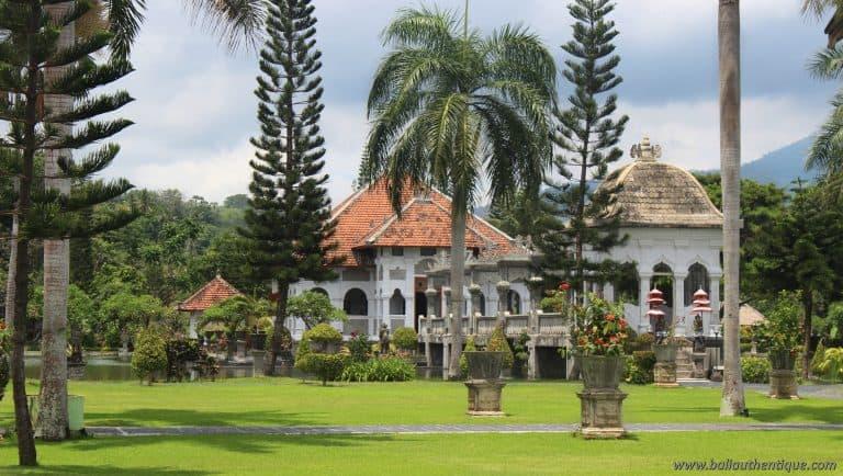 Bali ujung karangasem jardin palais
