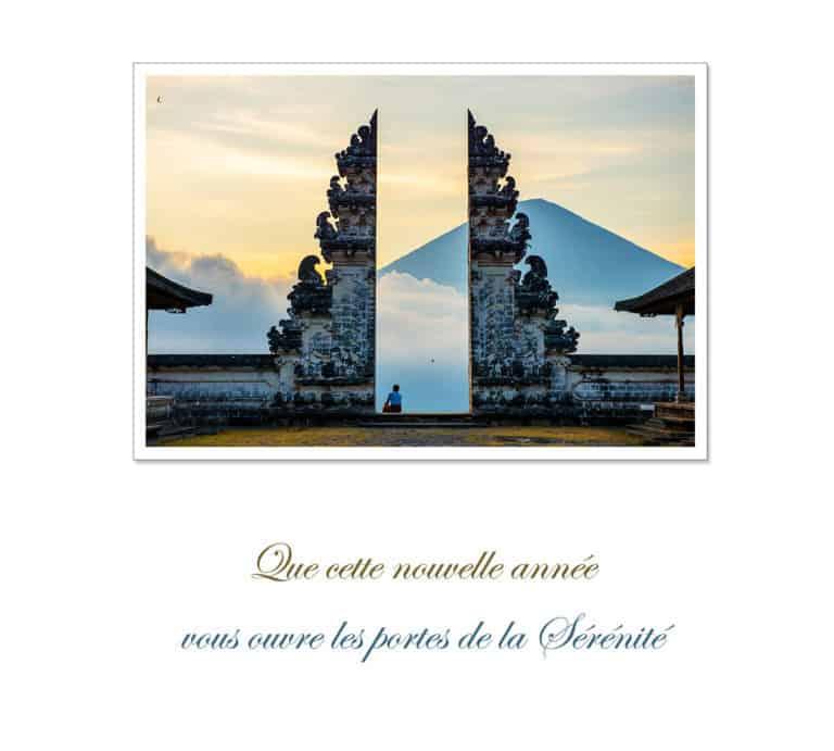 Bali voeux 2018