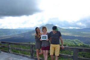 Bali en famille Batur