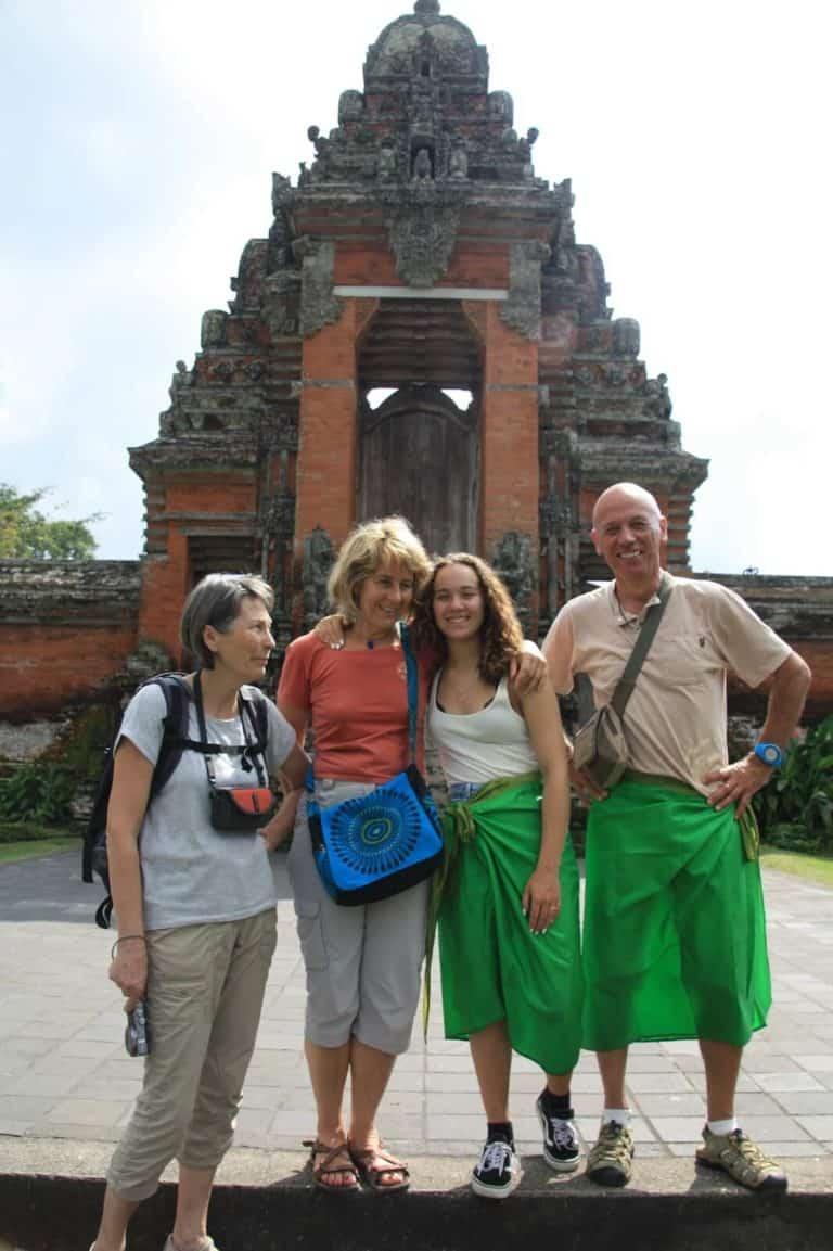bali voyage en famille temple