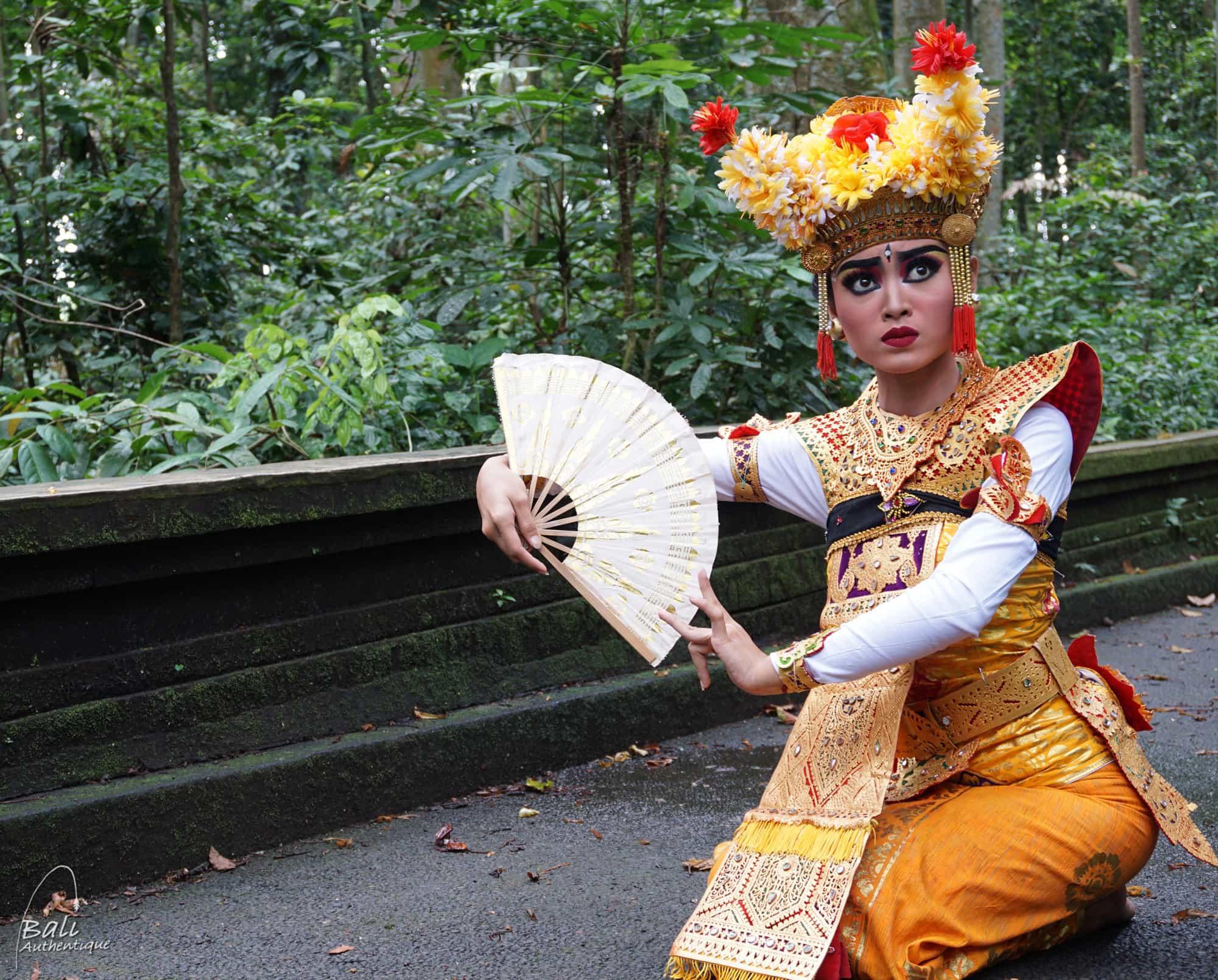 balinais danse costumes traditions panorama