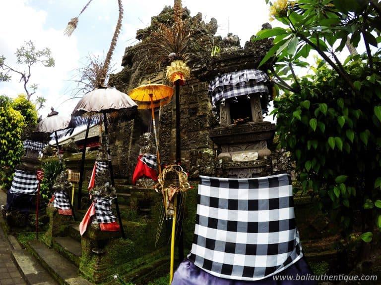 Balinais temple penglipuran