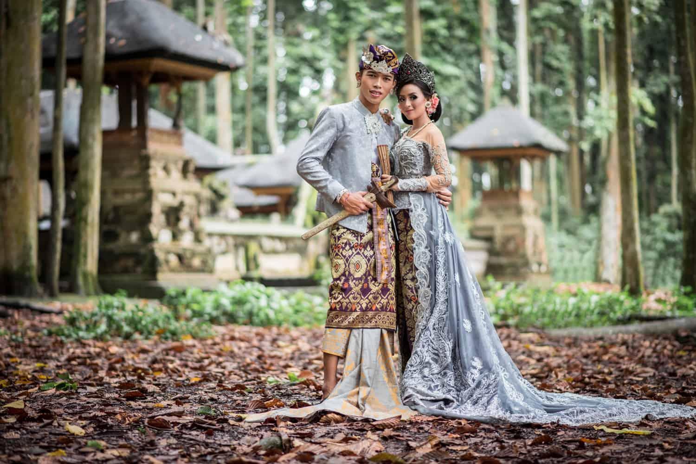 Balinese wedding photo contest