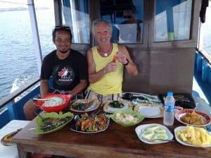 croisière Florès ile de Komodo