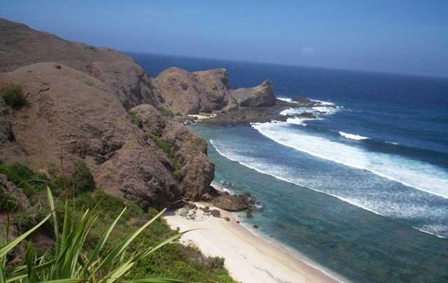 plage kuta lombok