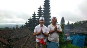 Besakih Bali Indonésie temple