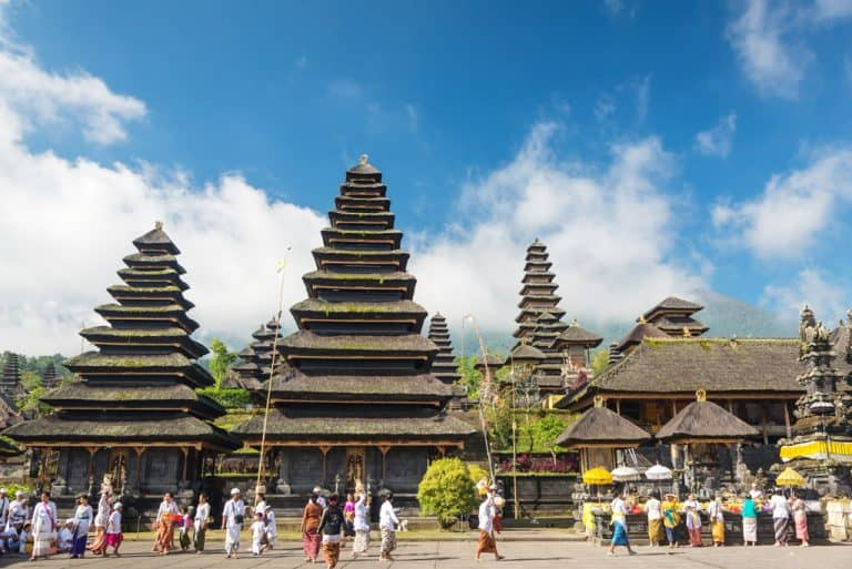 besakih temple culture balinaise indonésie