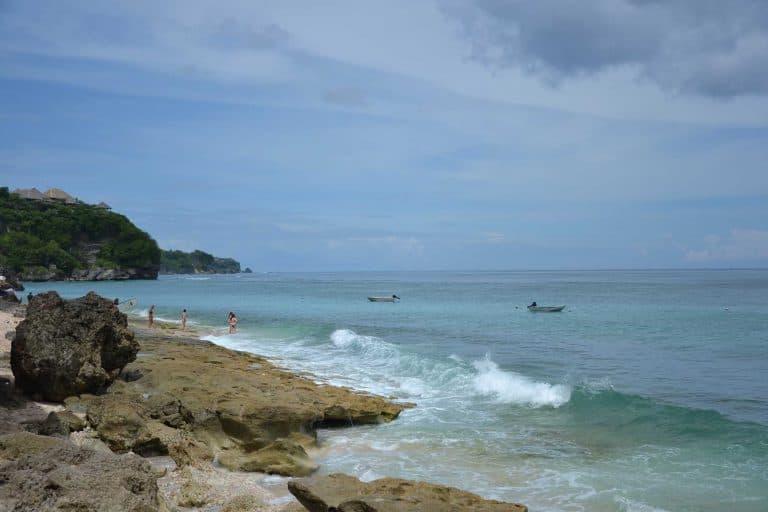 bingin beach petite plage sud bali
