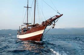 bateau croisière indonesie komodo rajah ampat snorkeling