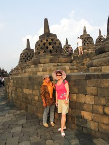 borobudur ile de java culture