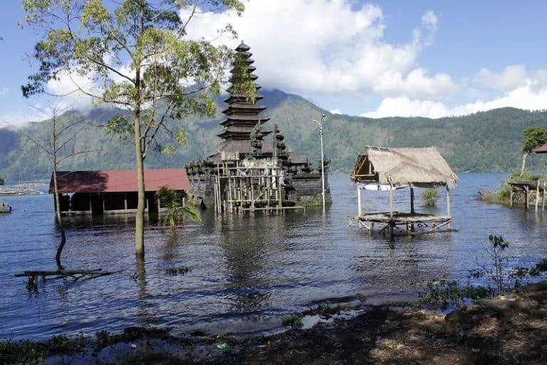 temple Asie du sud est indonésie