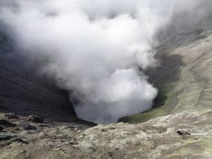 bromo volcan ile de java