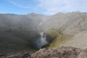 mont bromo volcan ile de java