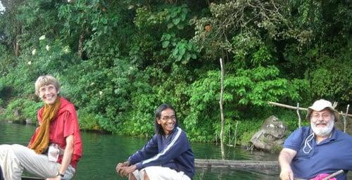 Burhan Guide Bali Authentique Client