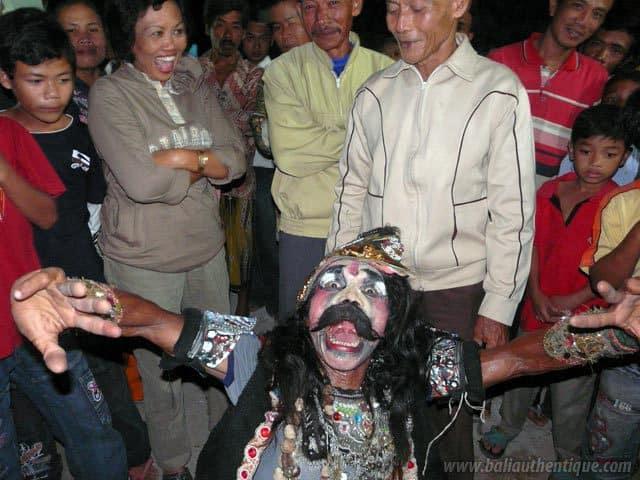 buto danse javanaise spectacle rare