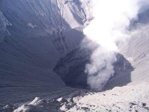 volcan bromo paysage ile de java indonésie