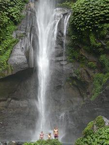 seririt cascade nature bali